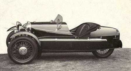 Morgan Super Aero de 1927
