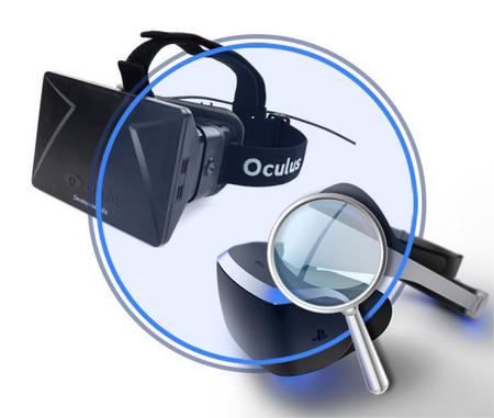 f358c29326 Oculus Rift vs. Project Morpheus. Campo de batalla: la realidad virtual
