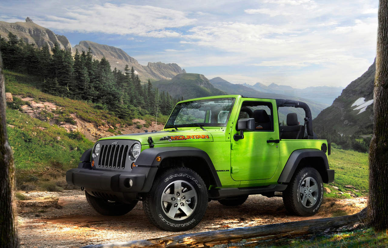 Foto de Jeep Wrangler Mountain (16/33)