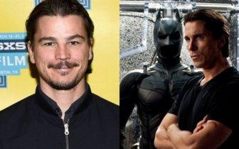 Josh Hartnett rechazó ser Batman... y ahora se arrepiente
