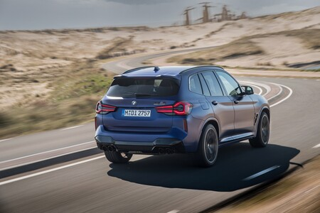 Bmw X3 M Competition 2021 014