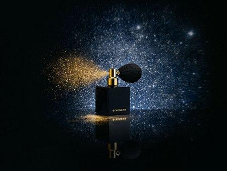 Nuit Céleste, así es la dorada y brillante Navidad de Givenchy