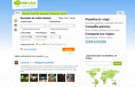 Caja Navarra invierte 400.000 € en Minube.com
