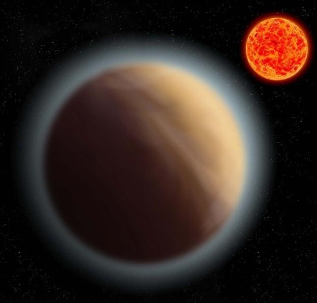 Por primera vez, se detecta atmósfera en una planeta como la Tierra