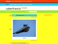 Streem, un servicio de publicación de tumblelogs bastante colorido
