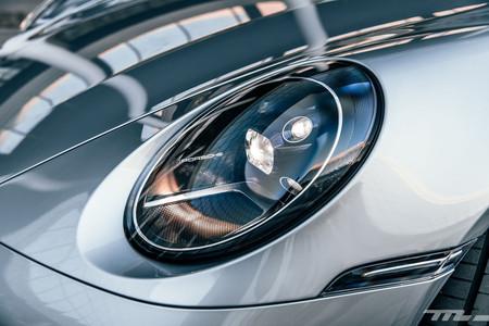 Porsche 911 992 luces