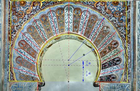 Un paseo matemático por la Alhambra: cuando el arte se basa en los números