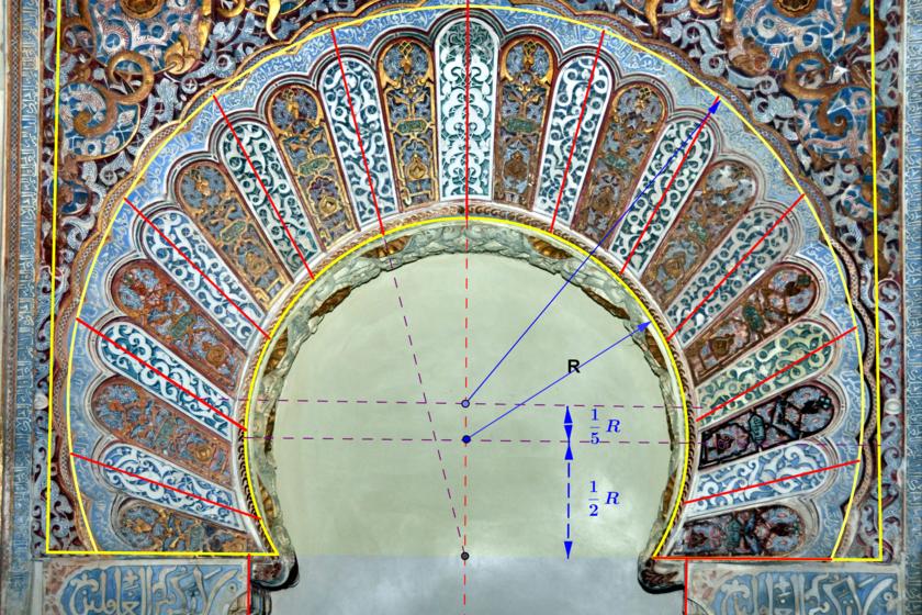 Un paseo matemático por la Alhambra: cuando el arte se basa en los números thumbnail
