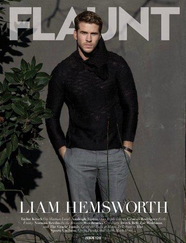 Mis plegarias han sido escuchadas: otra portada de Liam Hemsworth