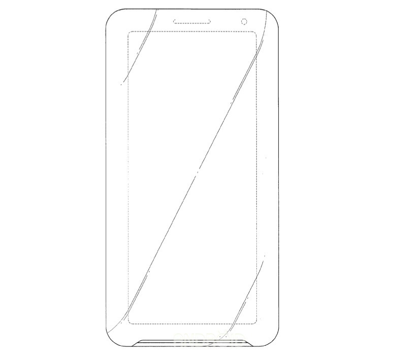 Foto de Patente smartphone Samsung 21:9 (6/8)