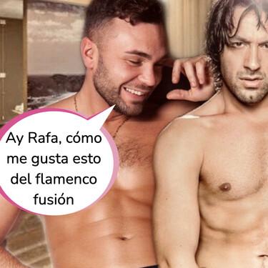 """Cristian Suescun confiesa su """"relación especial"""" con Rafael Amargo y detalla cómo son sus encuentros"""