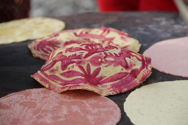 Tortillas Ceremoniales