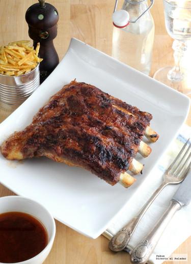 North Carolina Ribs, la receta para hacer las costillas de cerdo perfectas