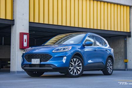 Ford Escape Titanium Prueba Opiniones Mexico 37
