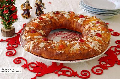 Ideas originales para que nuestro roscón de Reyes sea mucho más sano