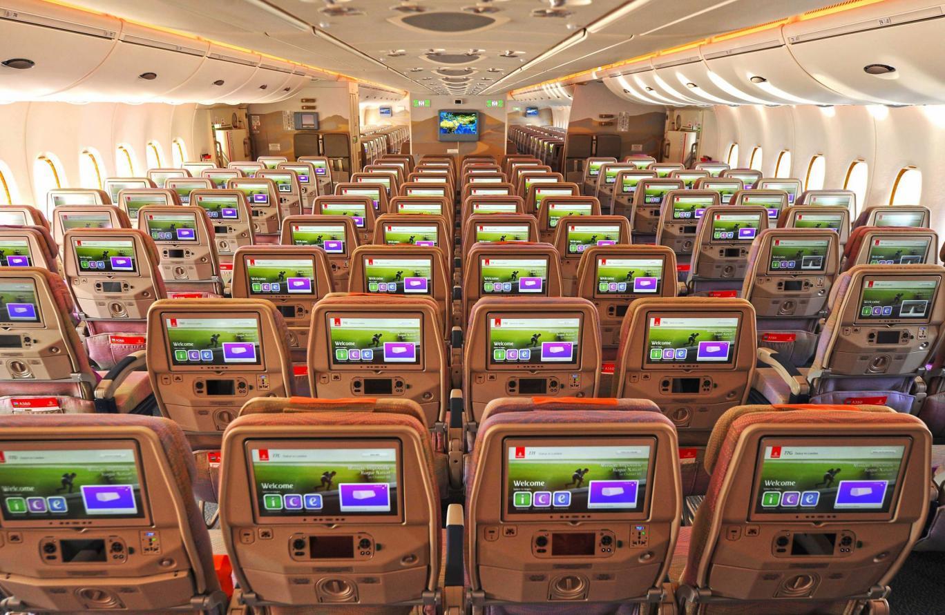 Foto de Emirates Airbus (7/7)