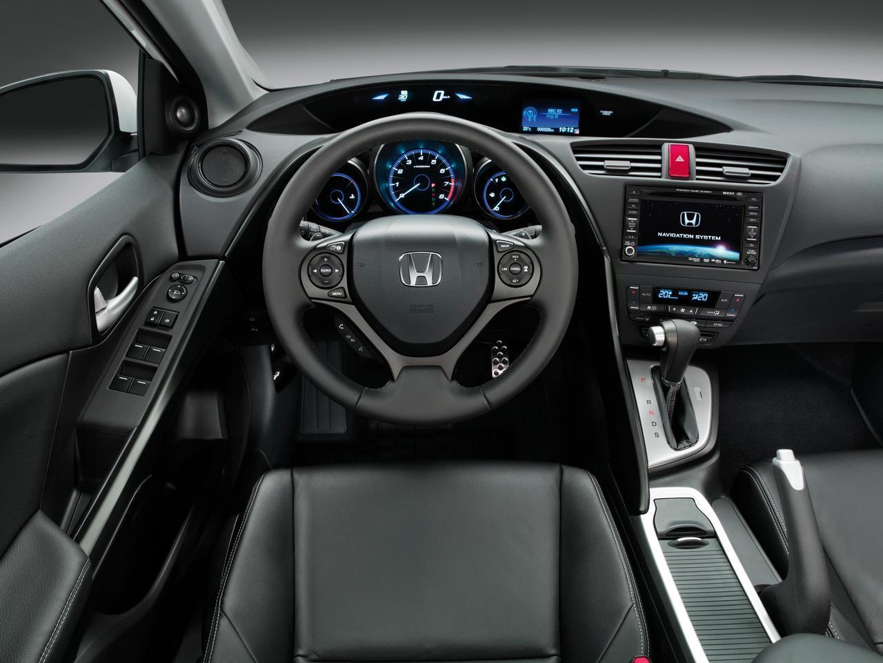 Foto de Honda Civic 2012 (113/153)