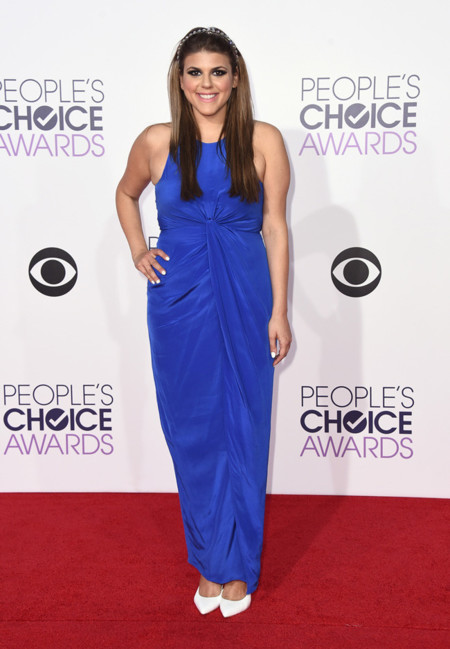 Molly Tarlov Peoples Choice Awards 2014