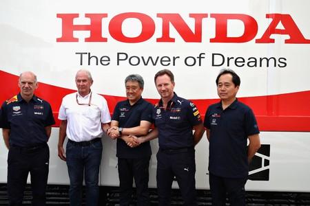Red Bull Honda F1