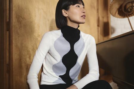 Uniqlo y Marimekko tienen la colección de diseño más colorida de este invierno