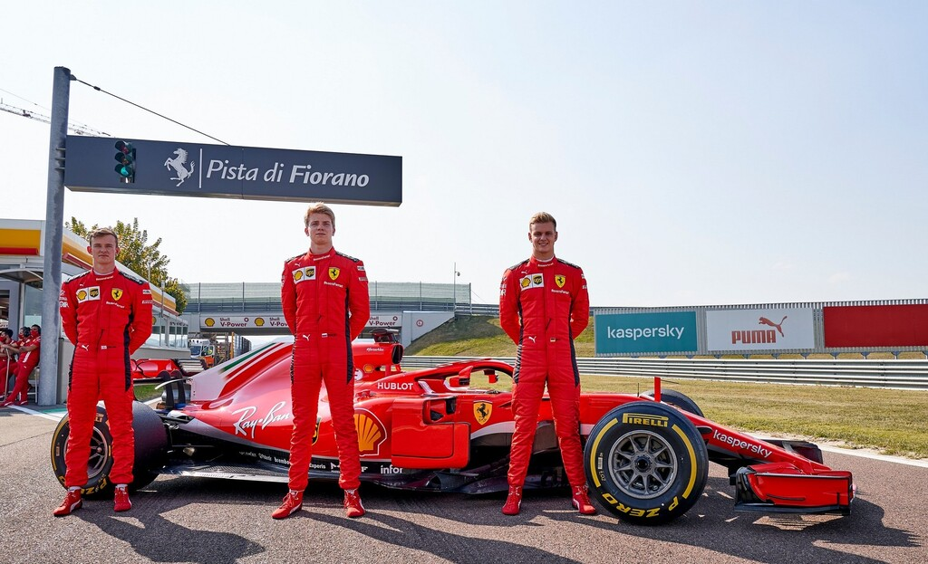 Mick Schumacher debutará en la Fórmula 1 en Nürburgring y lidera una brillante hornada de talentos en Ferrari