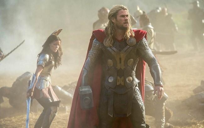 Imagen de 'Thor: El mundo oscuro'