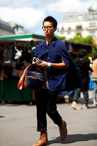 Looks de calle en París