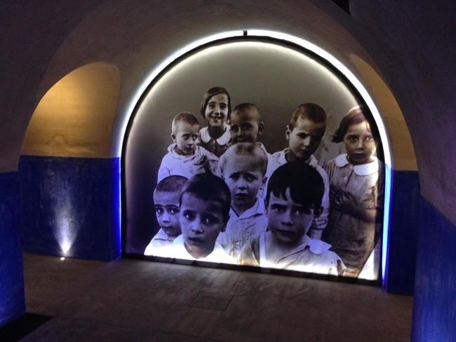 Valencia abre al público un refugio antiaéreo de la Guerra Civil