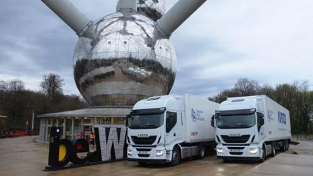 El reto de los camiones semiautónomos puede significar un cambio en la profesión de camionero