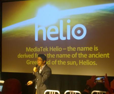 Mediatek Helio 4
