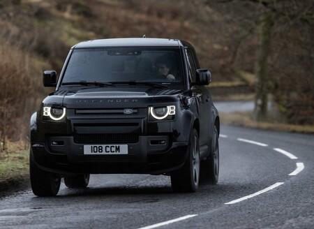 Land Rover Defender V8 90 2022