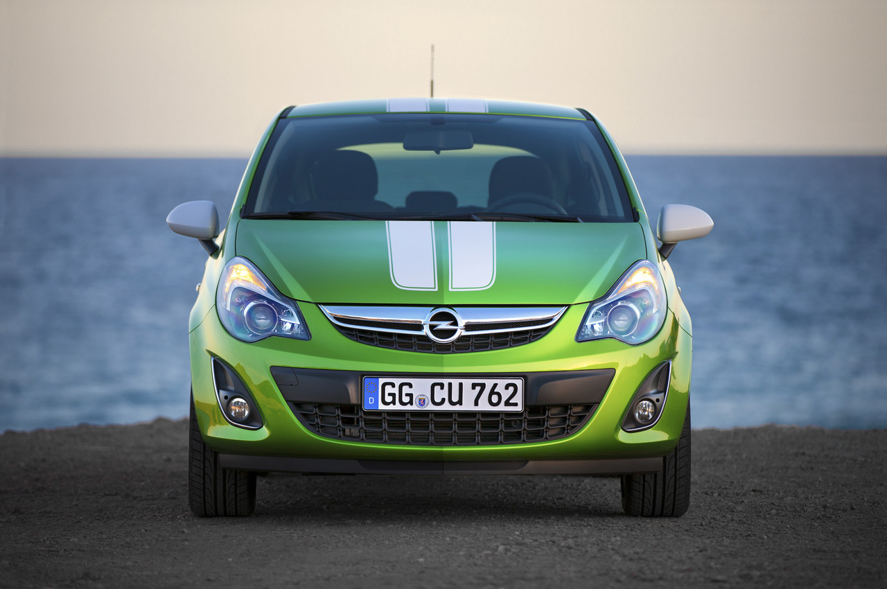 Foto de Opel Corsa 2011 (1/11)