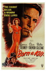 'Born to Kill', Robert Wise y el cine negro