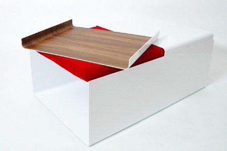 Candy, una mesa de centro que se pasa de funcional