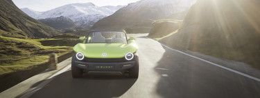 El Volkswagen I.D. Buggy Concept lleva el carisma del verano a la era eléctrica