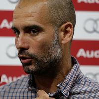 Pep Guardiola, un maestro del fútbol que suspende como conductor: ha destrozado cuatro coches en cuatro años
