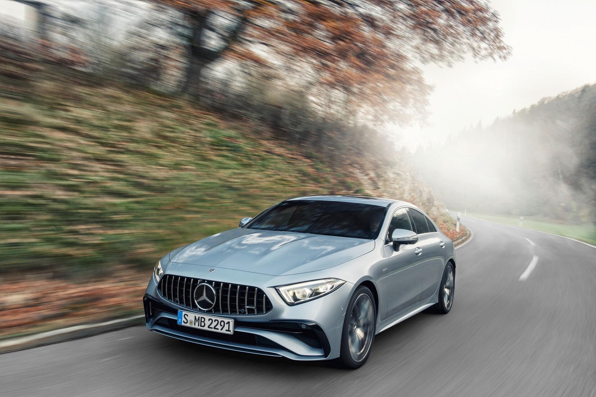 Foto de Mercedes-Benz CLS 2022 (41/63)
