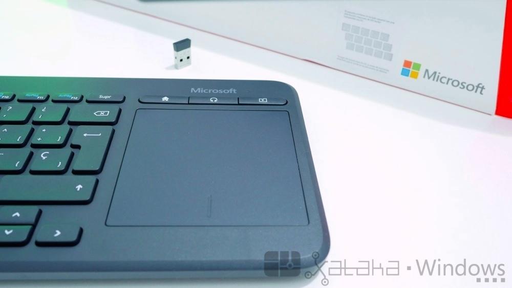 Foto de Microsoft All in One Media Keyboard (8/14)
