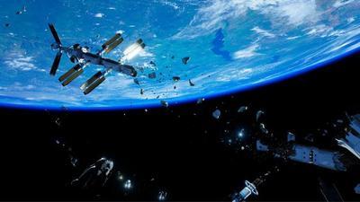 Tardaremos sólo 4 horas en completar nuestro viaje al espacio con Adr1ft