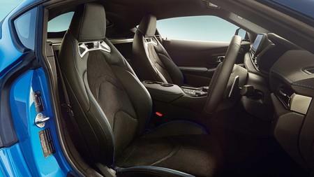 Toyota Supra Rz Horizon Blue Edition 4