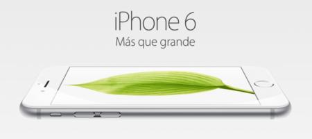 Evolución de las ventas de iPhone en las primeras 24h: de 600.000 iPhone 4 a 4.000.000 iPhone 6