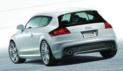 Confirmado el A1, el utilitario de Audi, para 2009