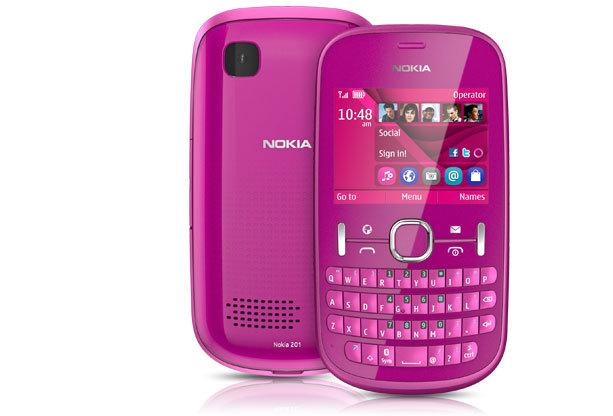 Foto de Nokia Asha 201 (9/9)