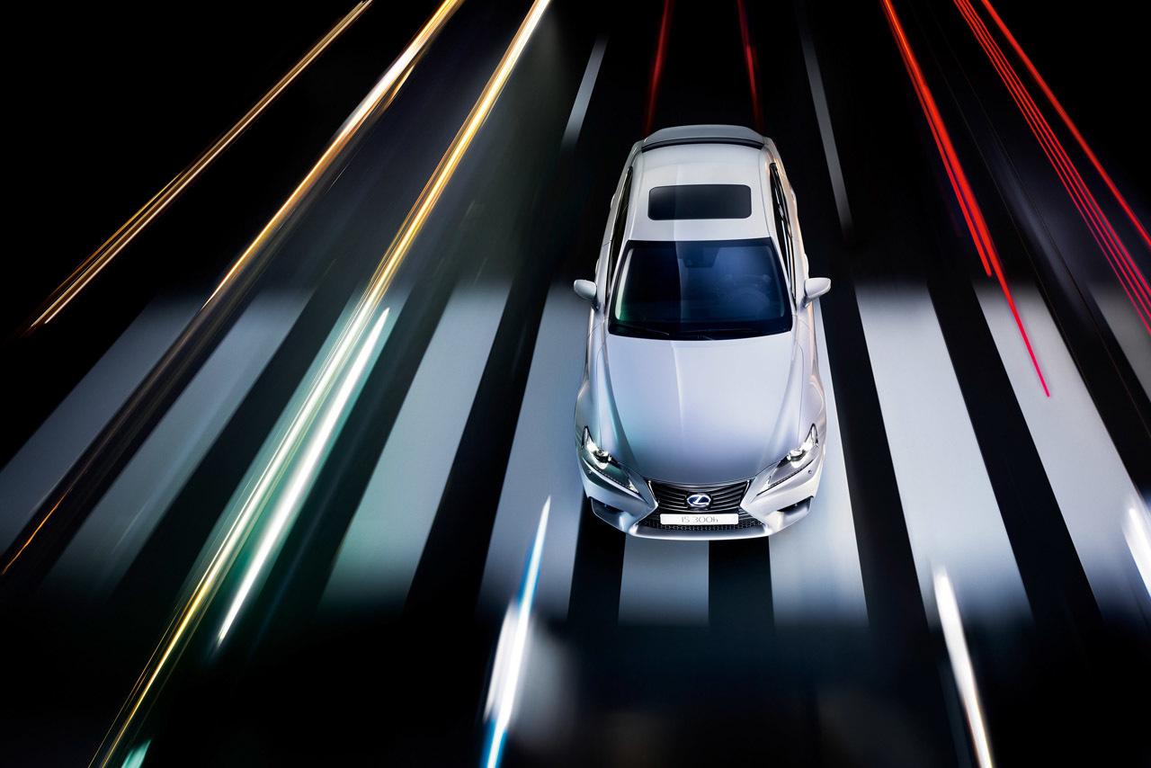 Foto de Lexus IS 300h Sport Edition (1/6)