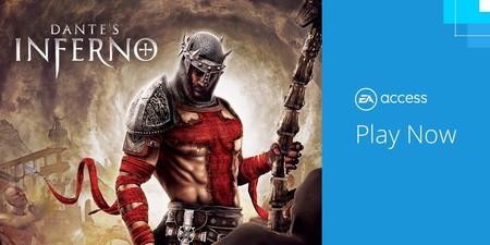 Dante's Inferno ya está disponible para todos los usuarios de EA Access