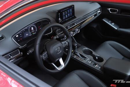 Honda Civic 2022 Opiniones Prueba Mexico 22