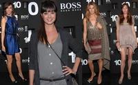 Hugo Boss reúne a muchos famosos en Madrid
