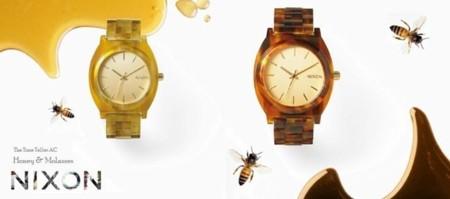 Nixon con sabor a otoño y miel