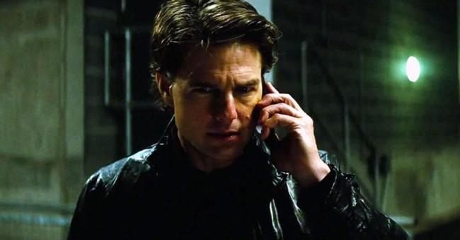 Tom Cruise en el nuevo tráiler de Misión: Imposible