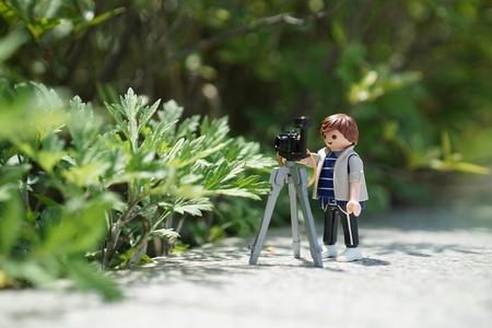 Playmobil fotógrafo